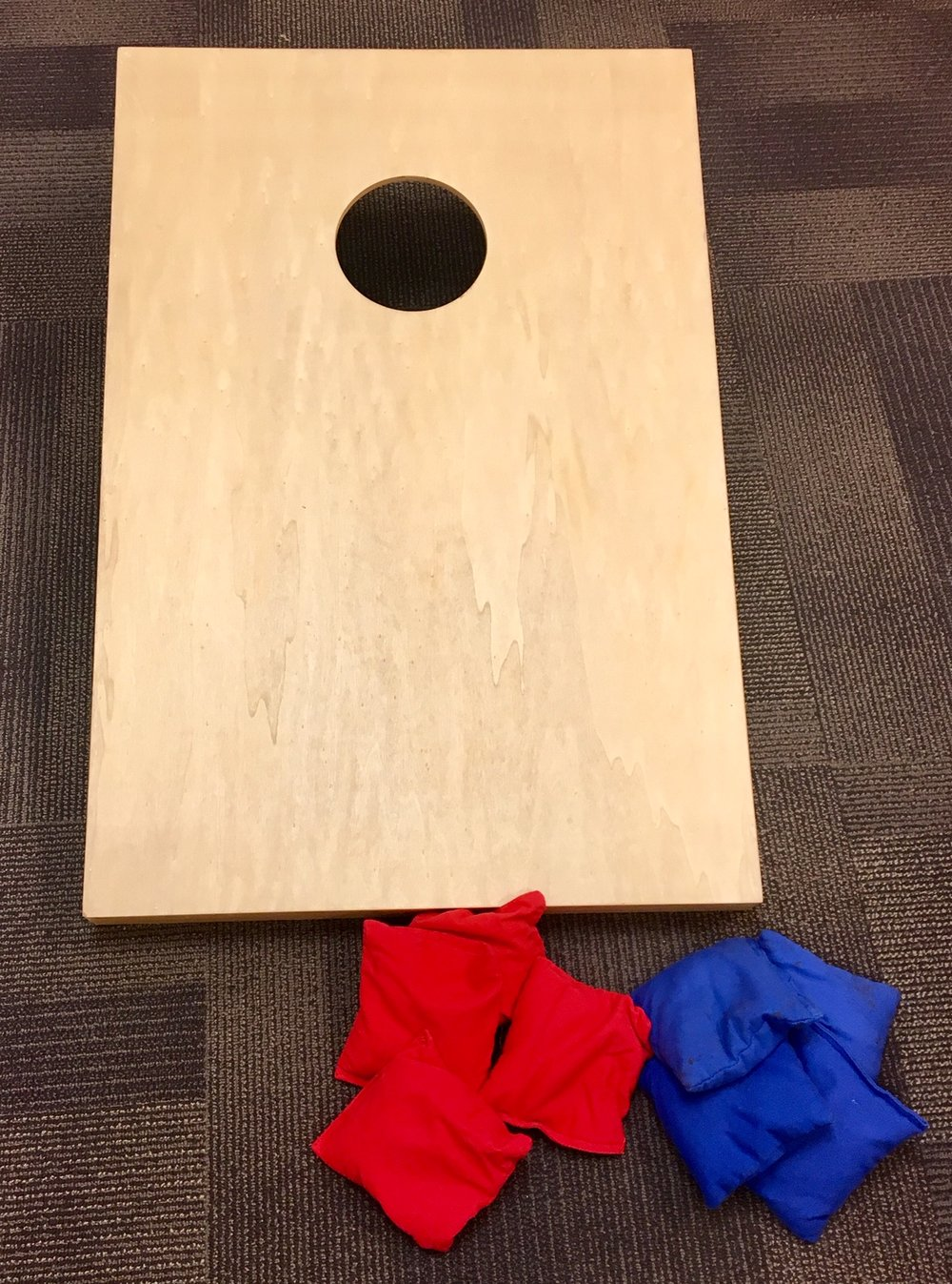 Playful Pittsburgh Collaborative Corn Hole