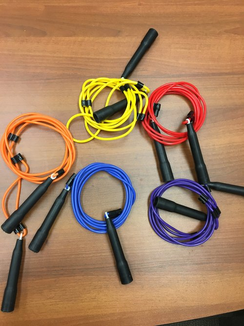 Let's Move Pgh Jump Ropes (5 total)