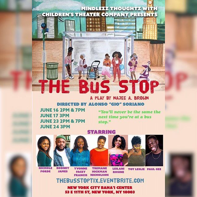 Opening weekend for our second run of show was amazing!! Don't miss the final three shows this weekend! Bring a friend, bring a date, bring whoever, for an amazing time!  Tickets are in our bio, we hope to see you there.  #MindlezzThoughtz #StayMindlezz #TheBusStop