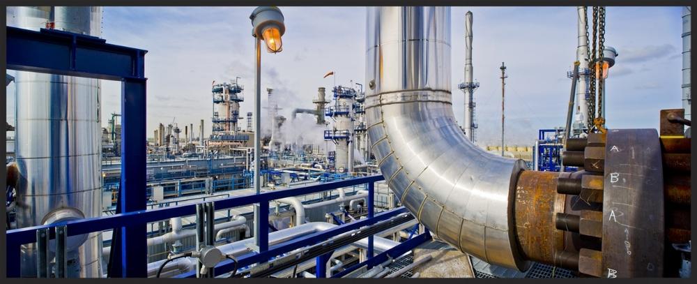Oil Refinery AB Canada