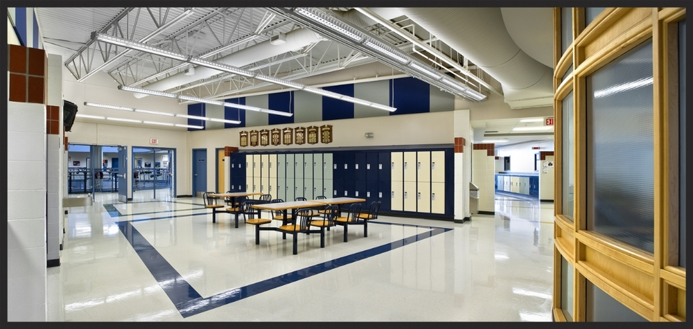 High School Common Area