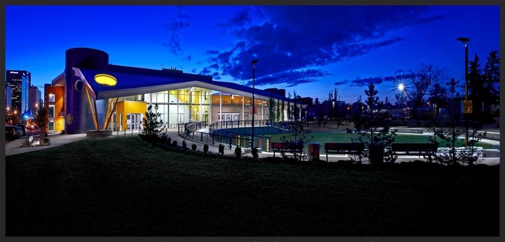 Boyle Community Hall Edmonton AB Canada