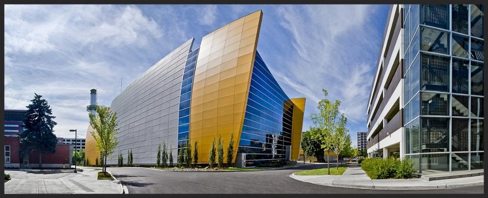 CPOC Bldg. UofA Edmonton Ab. Canada