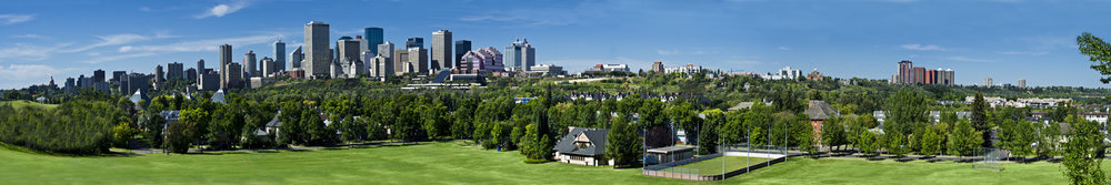 City of Edmonton Alberta Canada