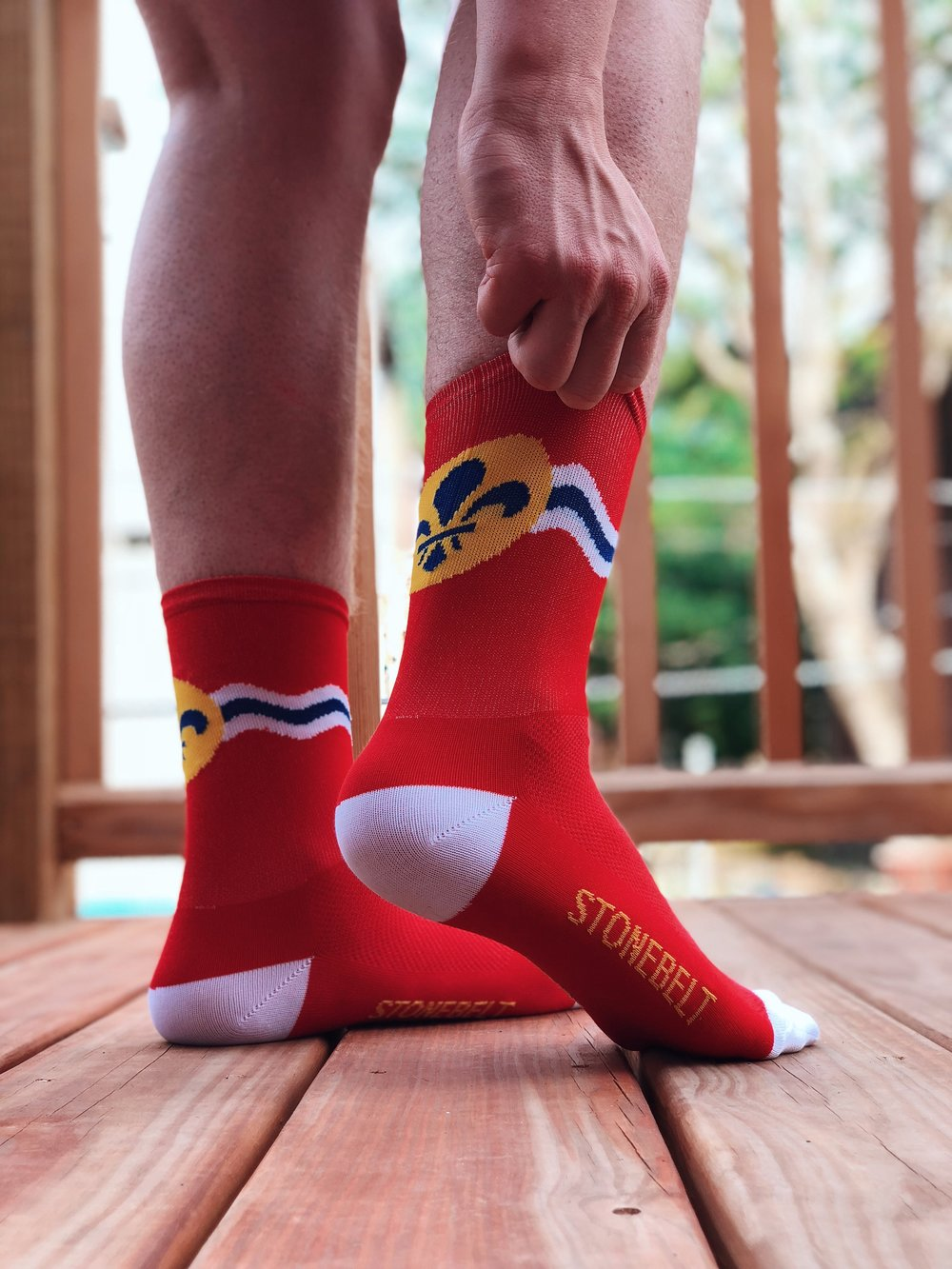 Our Mission - Stonebelt Supply exists for two reasons. The first is to make your feet a little more fun. The second is to help benefit adults and children with special needs. Every sock purchase you make will do both - help you brighten up your hooves, and donate 10% of your purchase to camps for special needs.Learn More