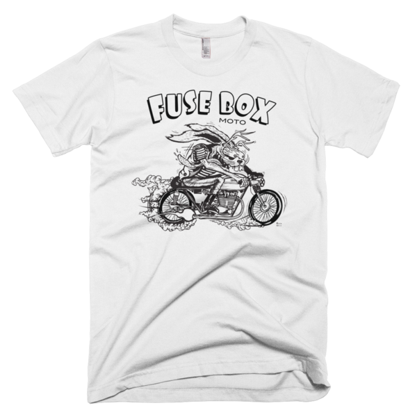 Rat Fink Inspired Jackalope T-Shirt