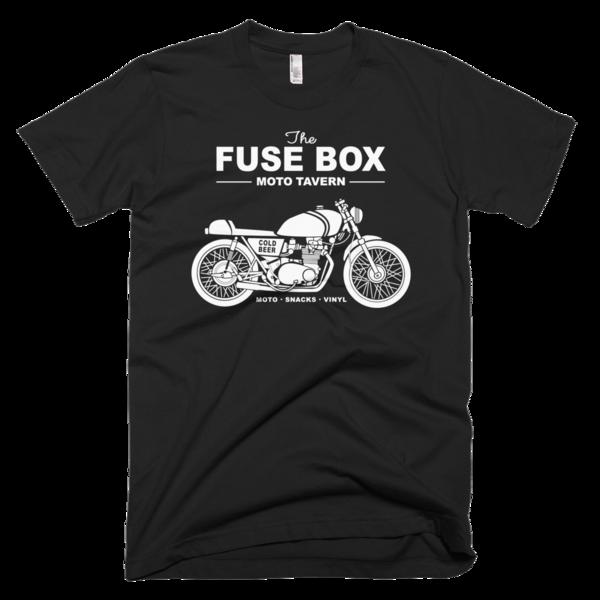 Fuse Box Moto Old Time Tavern T-Shirt