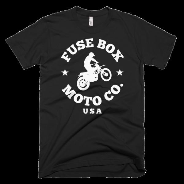 Fuse Box Moto X T-Shirt