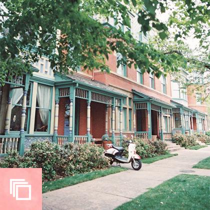 15 Pretty Picturesque Front Porches