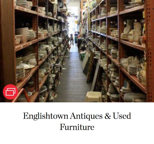 Englishtown Antiques & Used Furniture