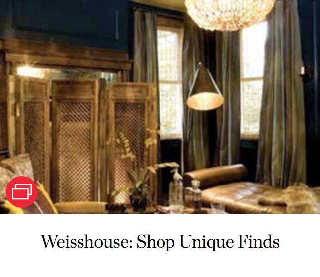 Weisshouse: Shop Unique Finds