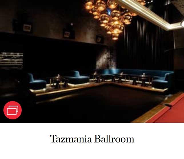 Tazmania Ballroom