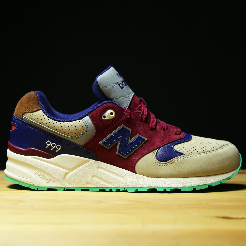 New Balance x VILLA 999 'Boathouse Row'