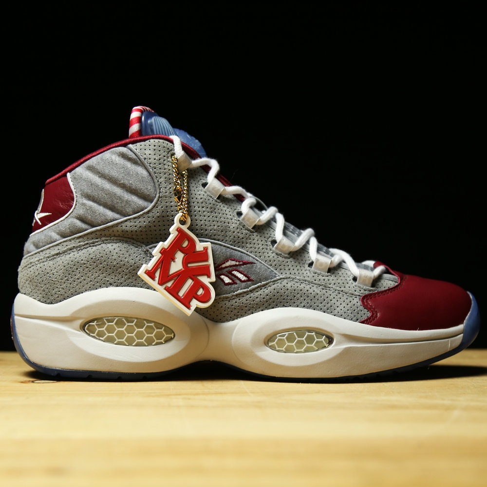 Reebok x VILLA Question Pump 'A Day In Philly'
