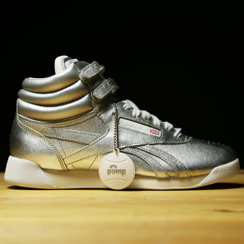 Reebok x VILLA 'Three Nines' Freestyle High Pump