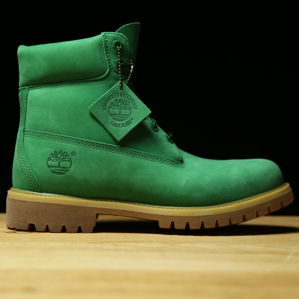 "VILLA x Timberland ""Emerald"" 6″ Boot"