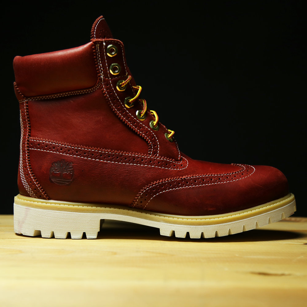 "Timberland x VILLA 'Sundown' 6"" Brogue Boot"