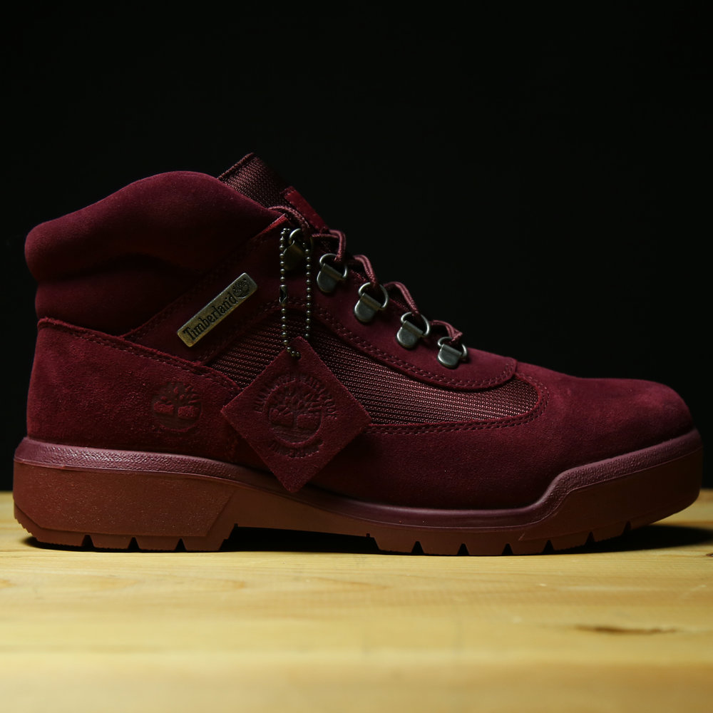 Timberland x VILLA 'First in the Field' Field Boot