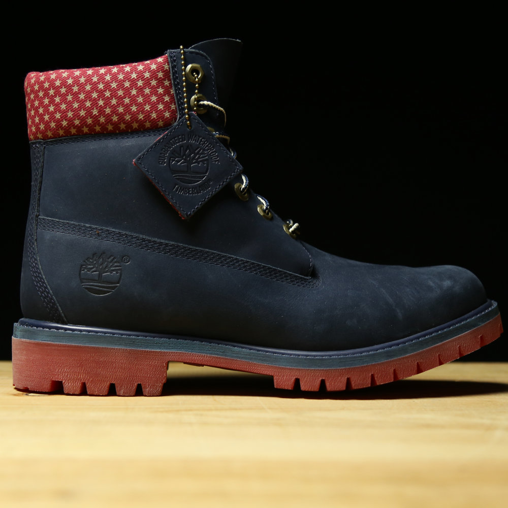"Timberland x VILLA 'Old Glory' 6"" Boot"