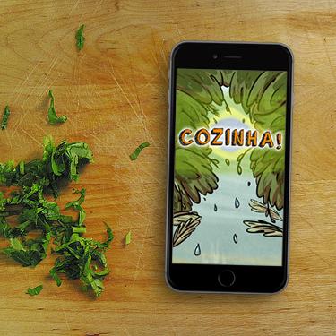 Cozinha! Mobile Game