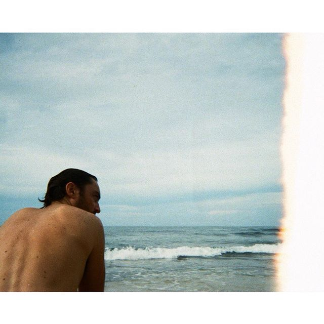 We shot two disposable cameras in Costa Rica 🏊 these are some raw scans