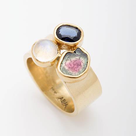 Custom Cluster Ring