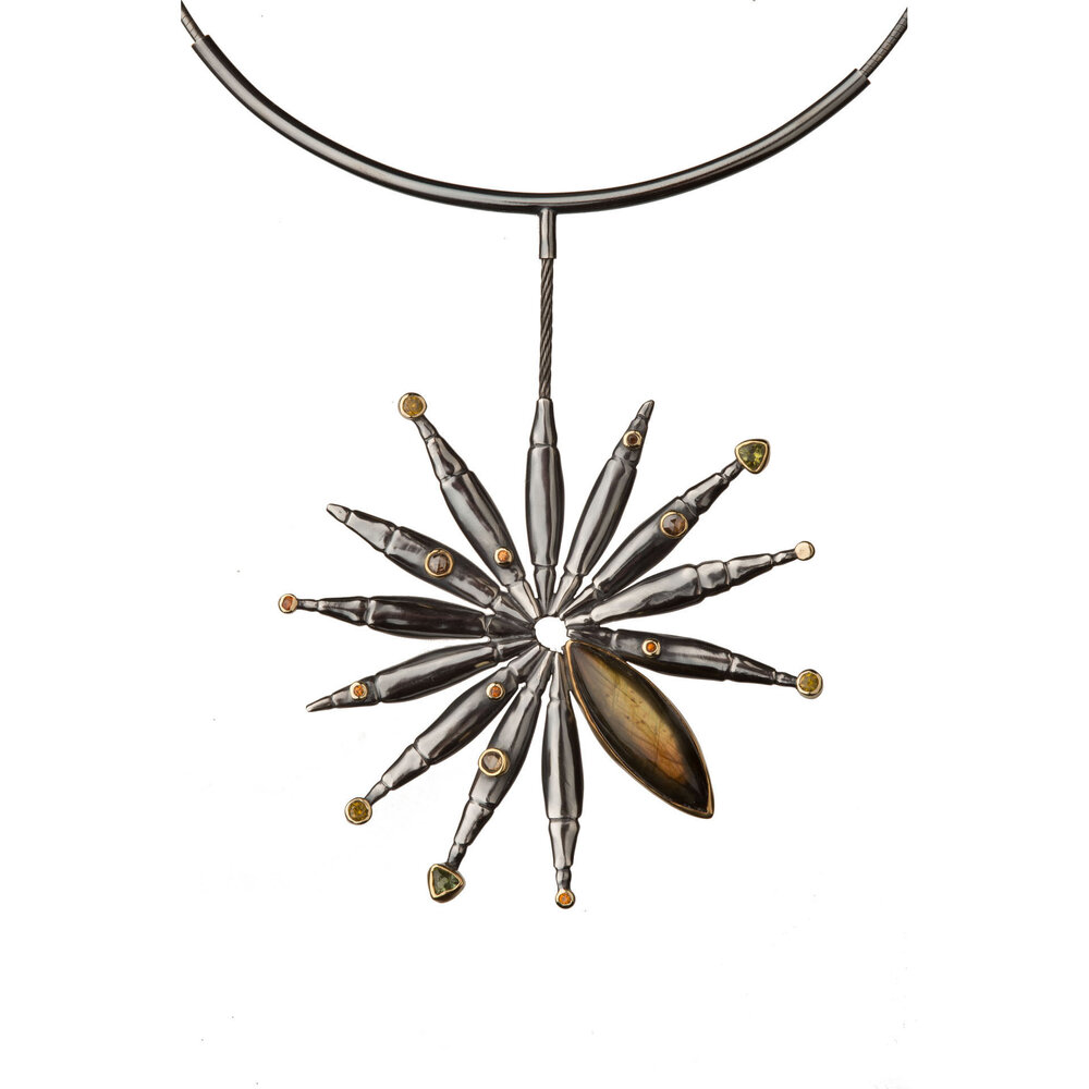 Hanging Garden Necklace