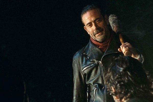 Photo from The Walking Dead Twitter.