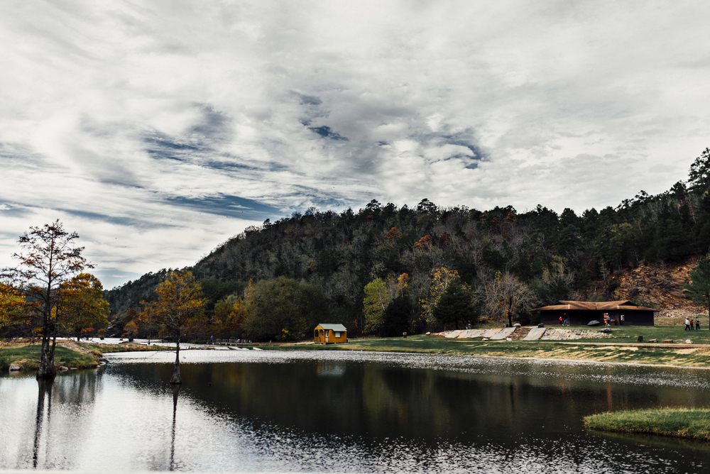 Beaver's Bend State Park This view is GORGEOUS! Wish I could wake up to this every day!