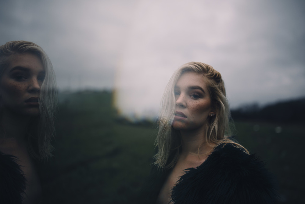 Photographer: Jasmine Adisbeth | Model: Katie Phillips | Makeup Artist: Yarixa Ramirez