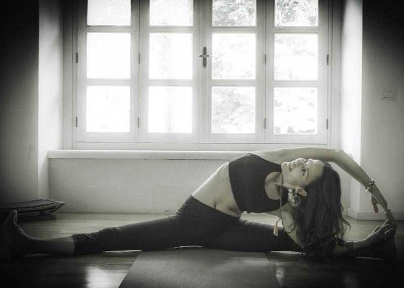 Maria Grazia Stomeo - Insegnante di Yoga