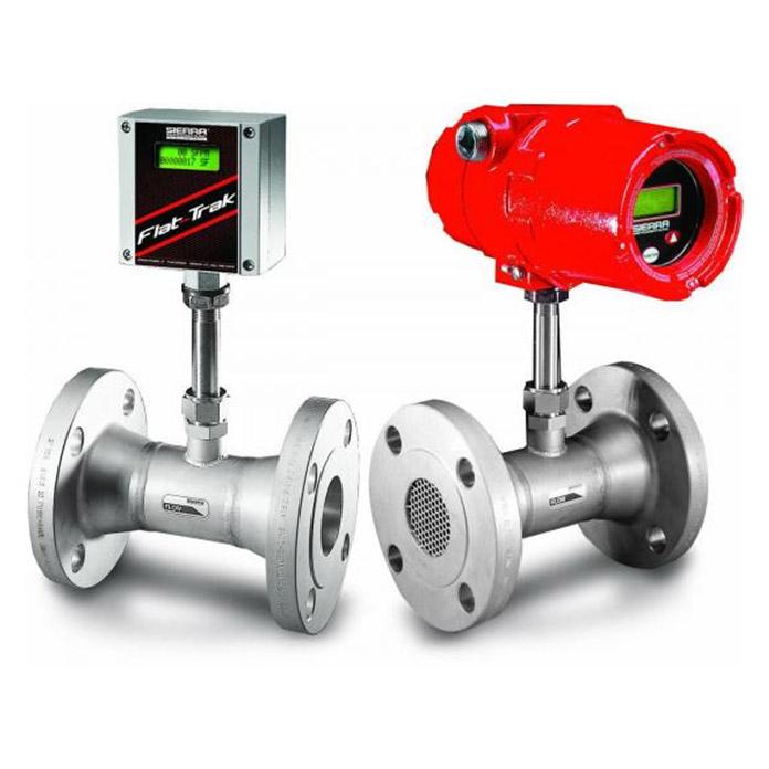 FlatTrak™ 780S In-line Mass Flow Meter with Flow Conditioner