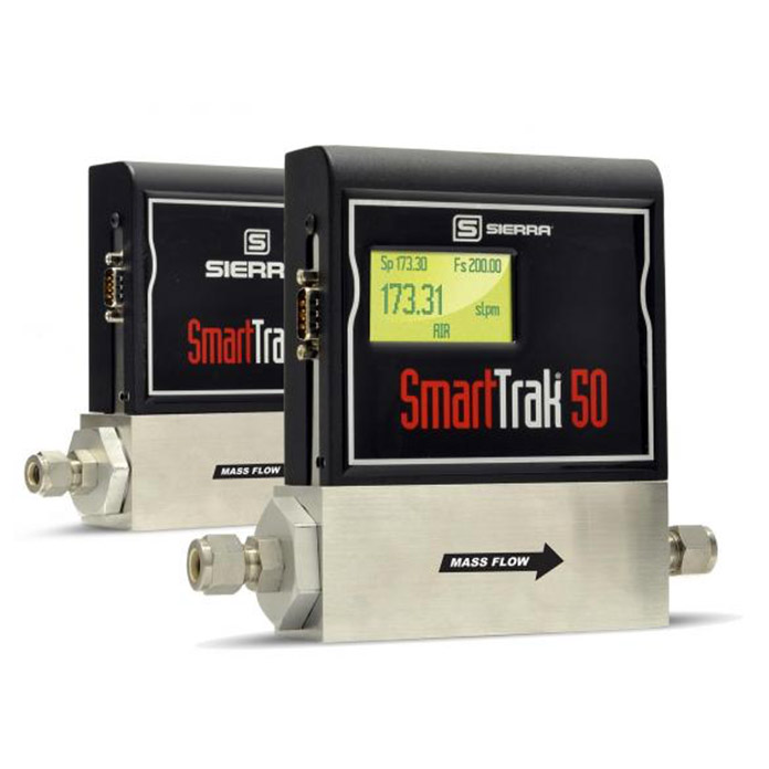 SmartTrak® 50 Mass Flow Meter & Controller