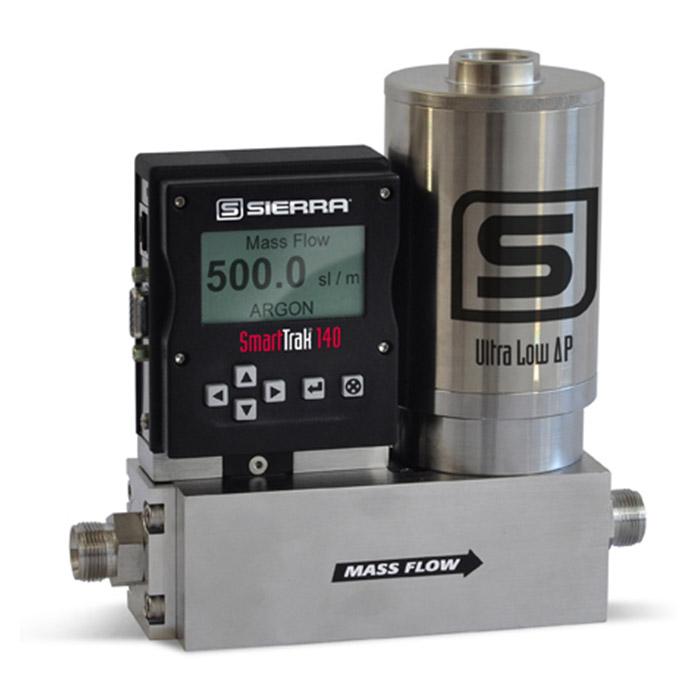 SmartTrak® 140 Ultra-Low ΔP Mass Flow Controller