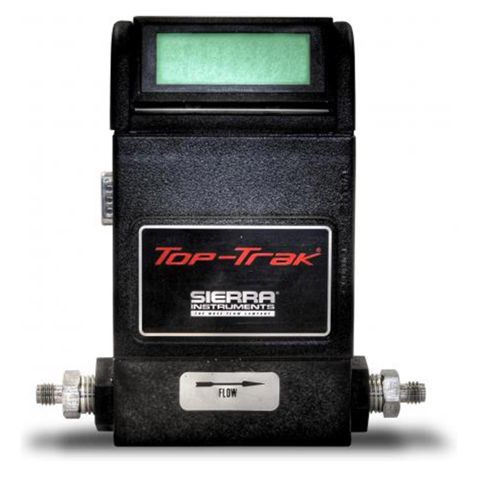 TopTrak® 822 Mass Flow Meter with Display