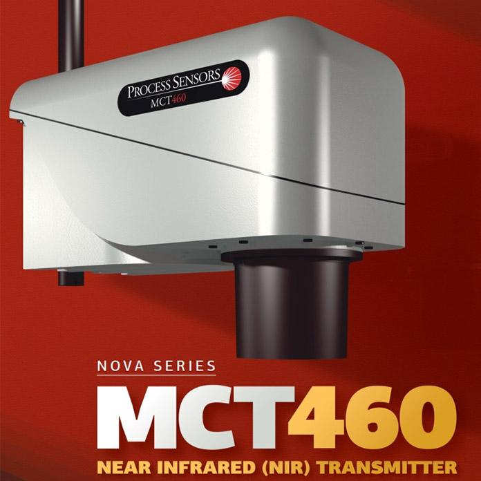 Moisture Analyzer - MCT 460 Near Infrared (NIR) Transmitter