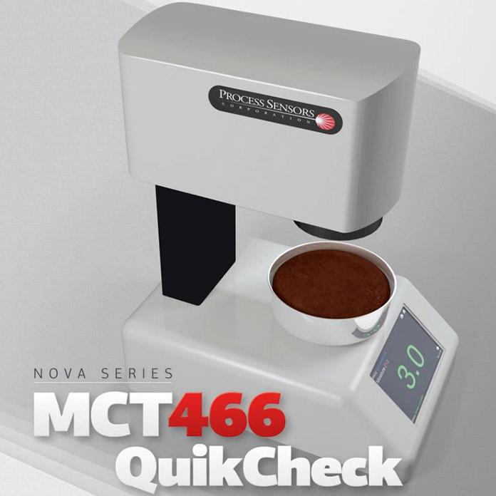 Benchtop Moisture Analyzer - MCT 466 QuikCheck