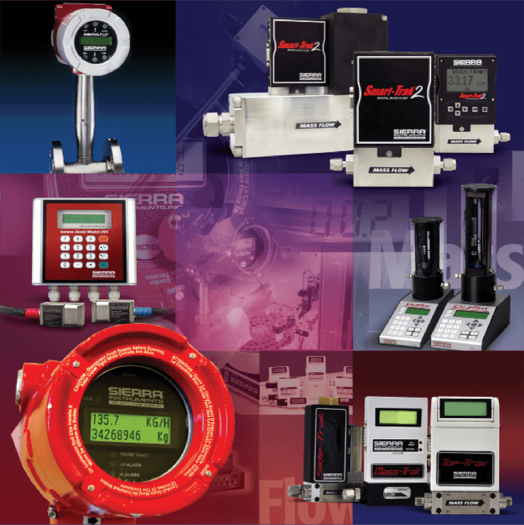 Sierra Instruments Products