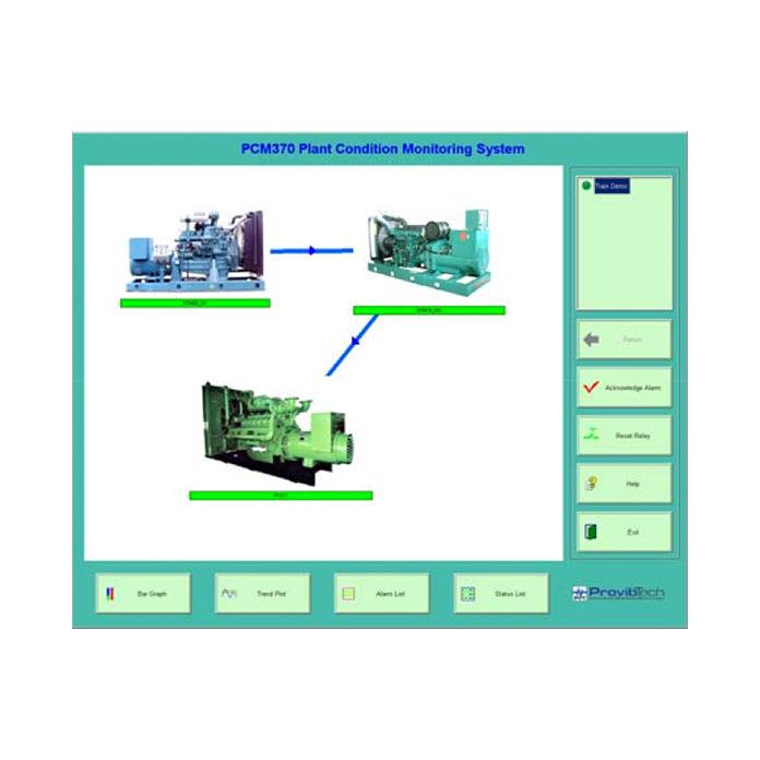 PCM370 Plant Condition Management System