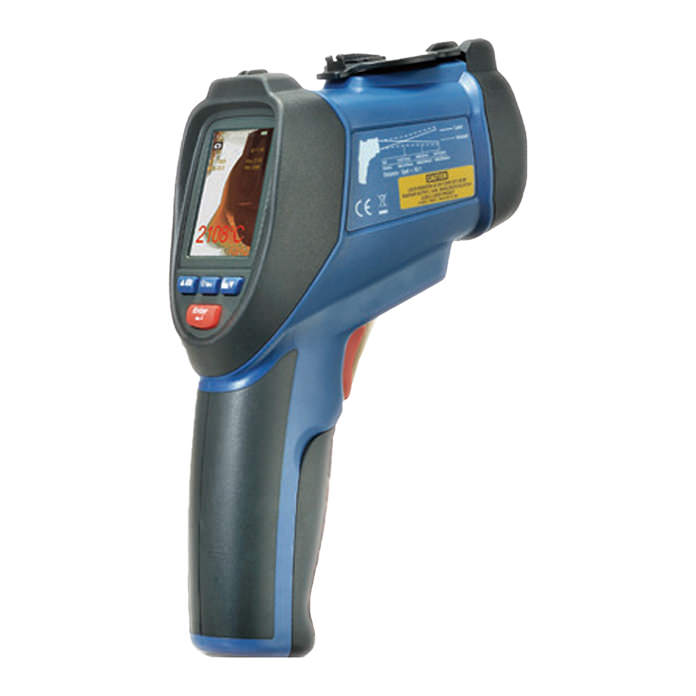 Professional IR Video Thermometer PSC-IRVT