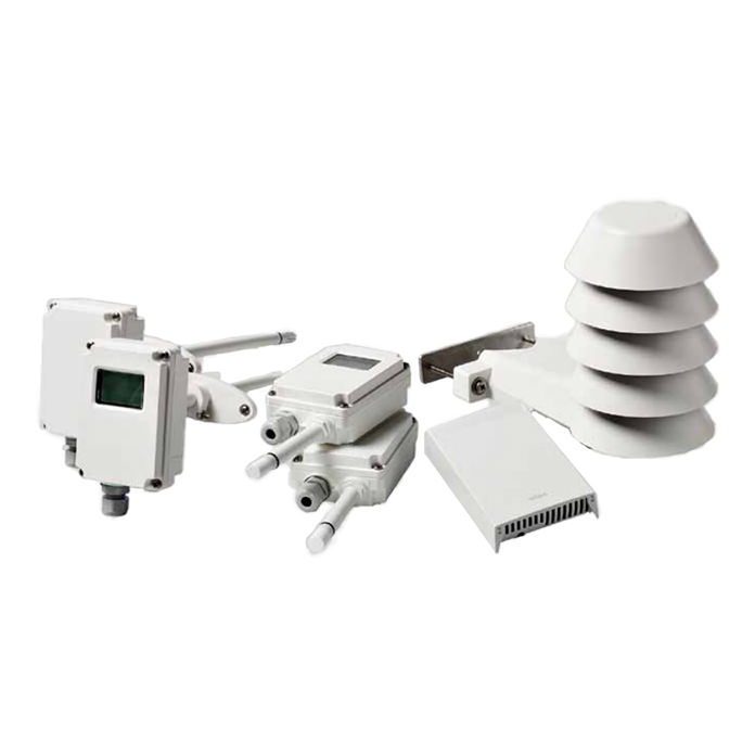 Vaisala INTERCAP® Humidity and Temperature Transmitter Series HMD/W80