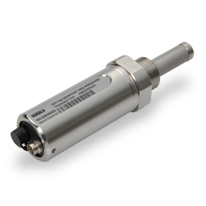 DPT146 Dewpoint and Pressure Transmitter for Compressed Air