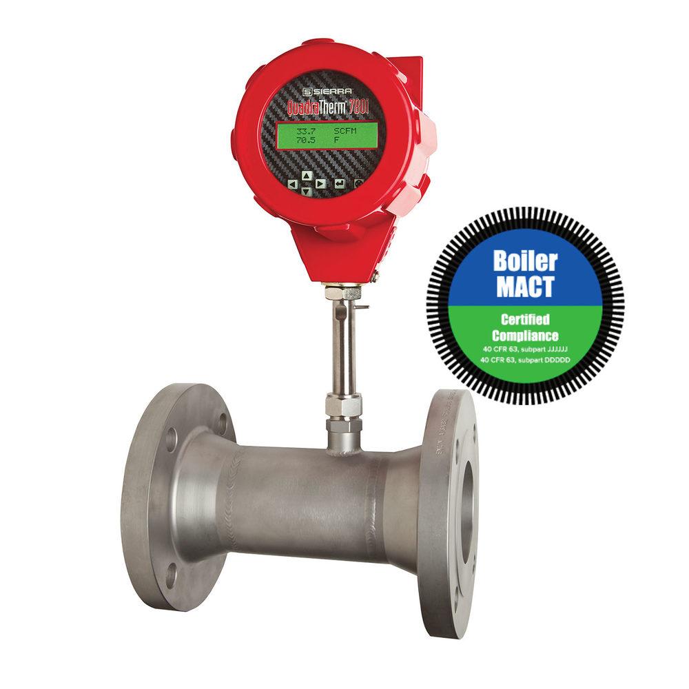 QuadraTherm® 780i Inline Mass Flow Meter