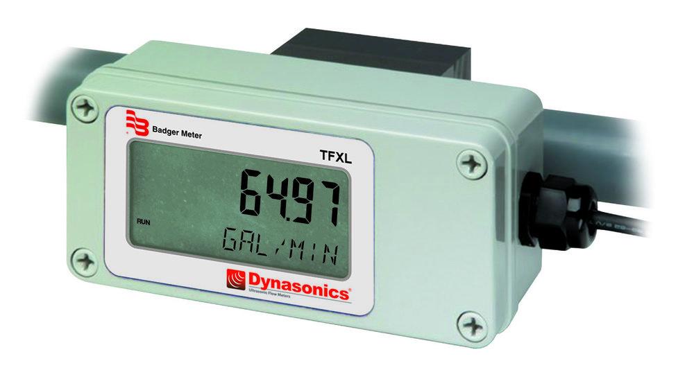 Ultrasonic Flow Meter (Transit Time) - DTFXL / DTTN