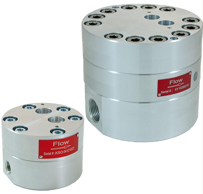 Positive Displacement Flow Meter - B1750