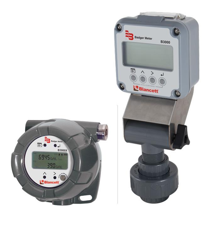 Flow Monitor - B3000