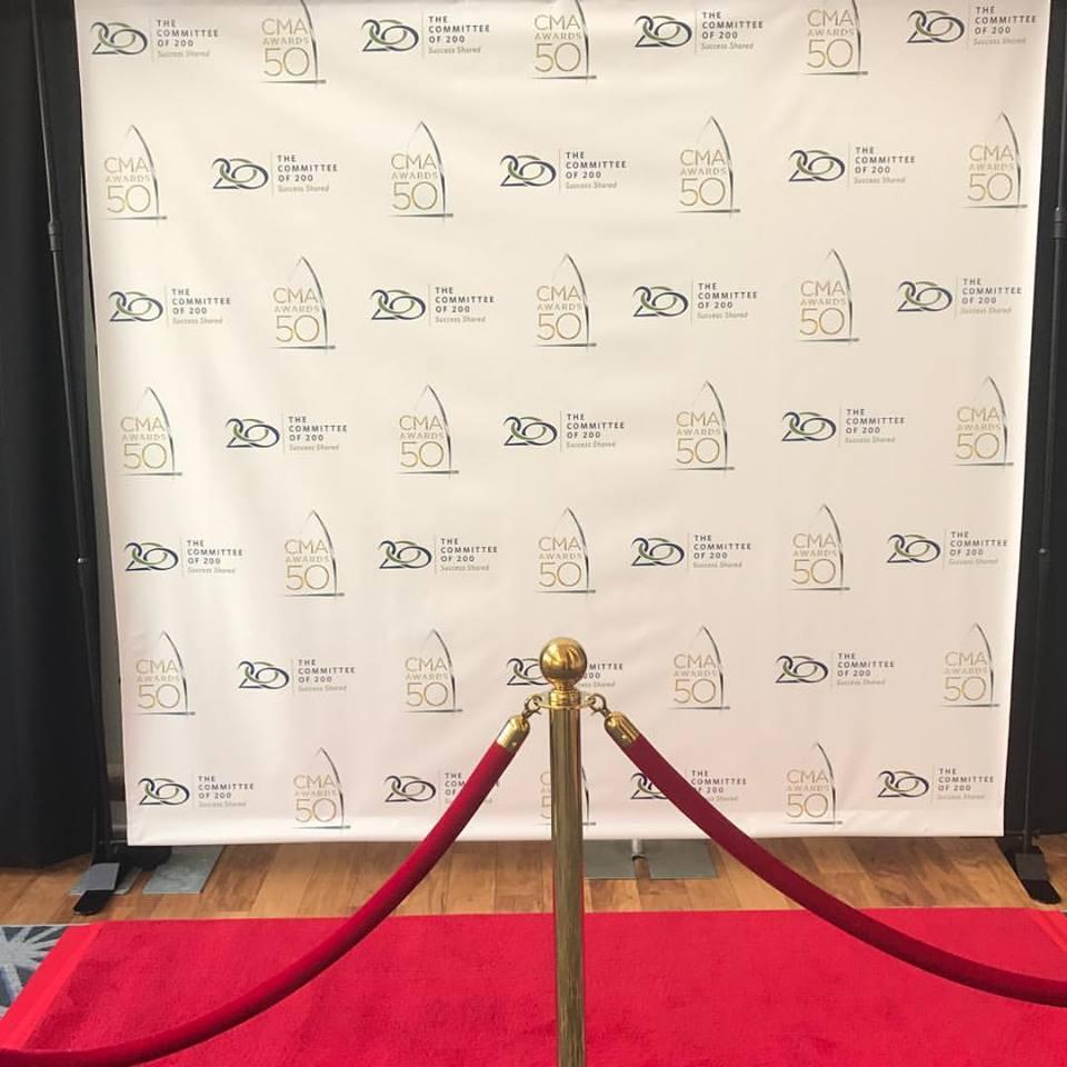 CMA Awards Custom Banner