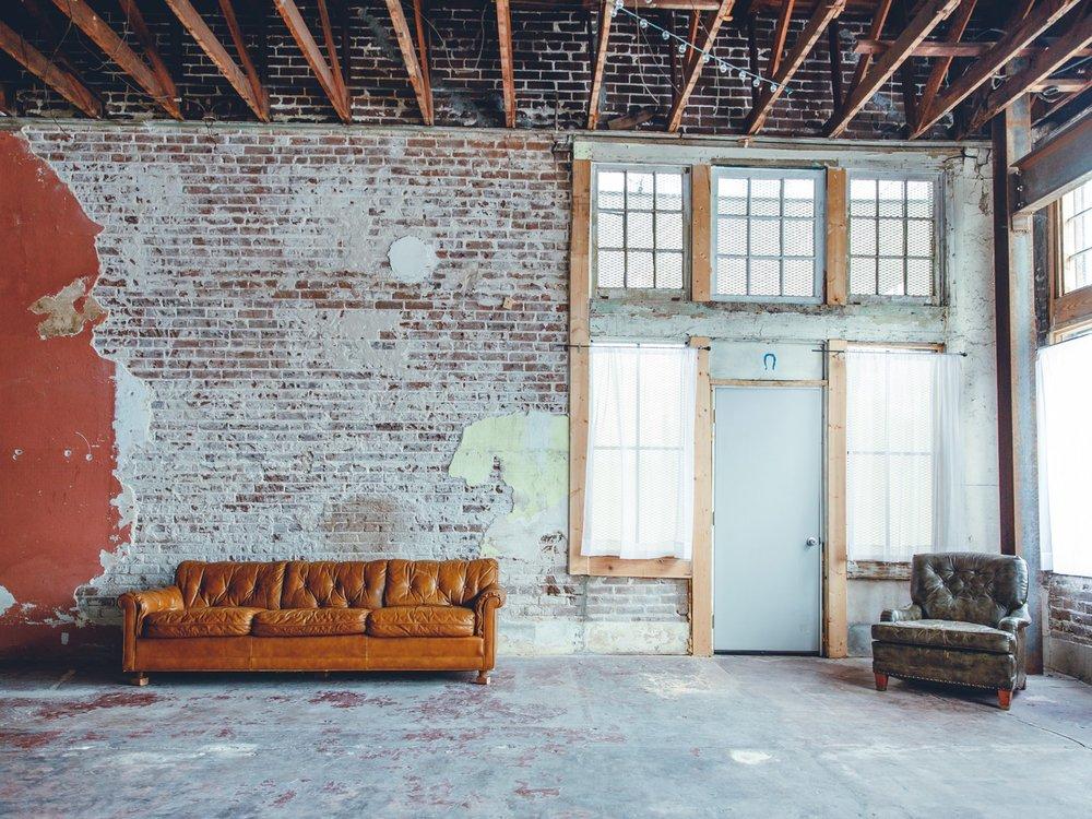 modern urban - event spaces + designs