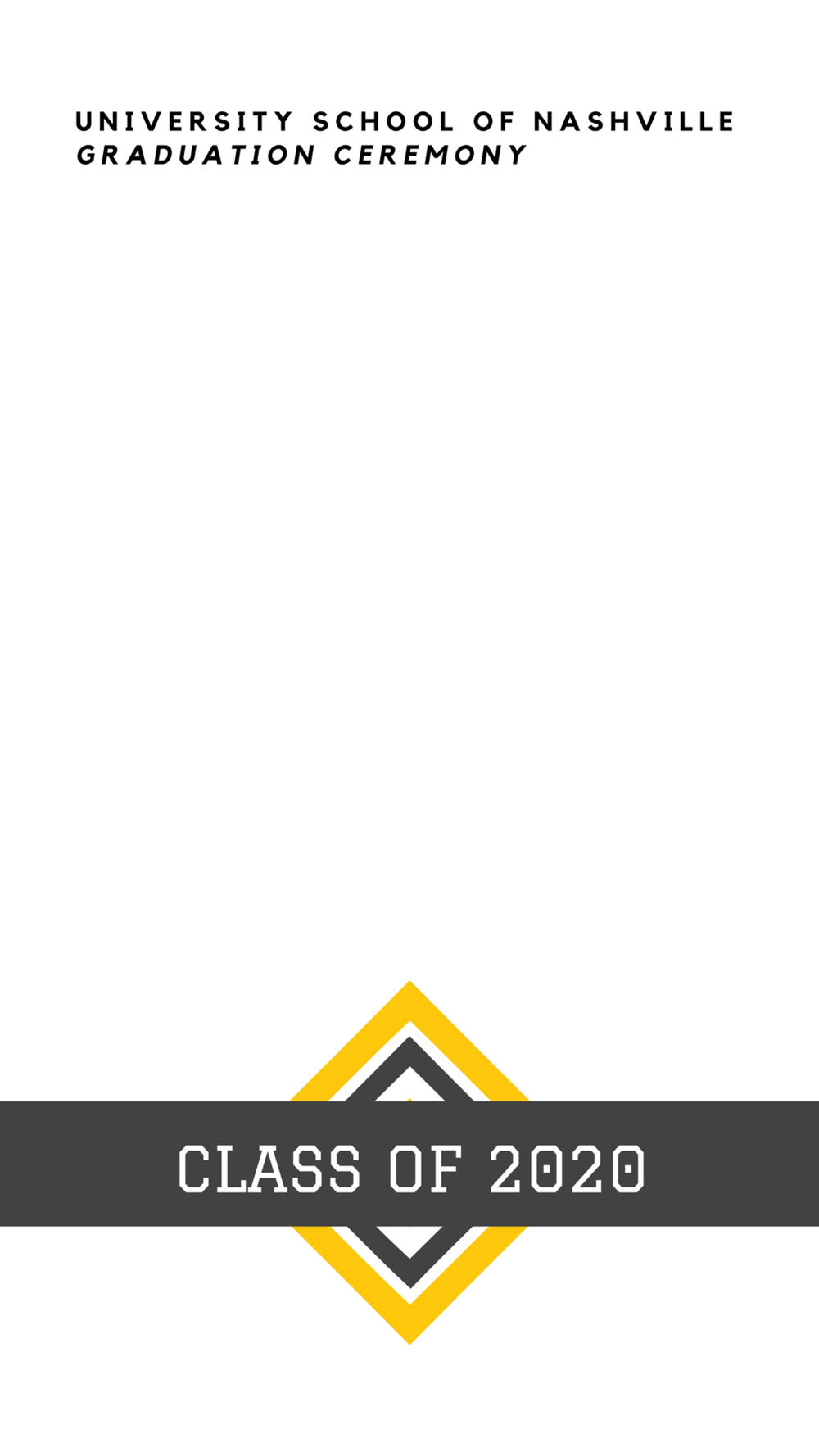 Grey and Yellow University Graduation Snapchat Geofilter.png