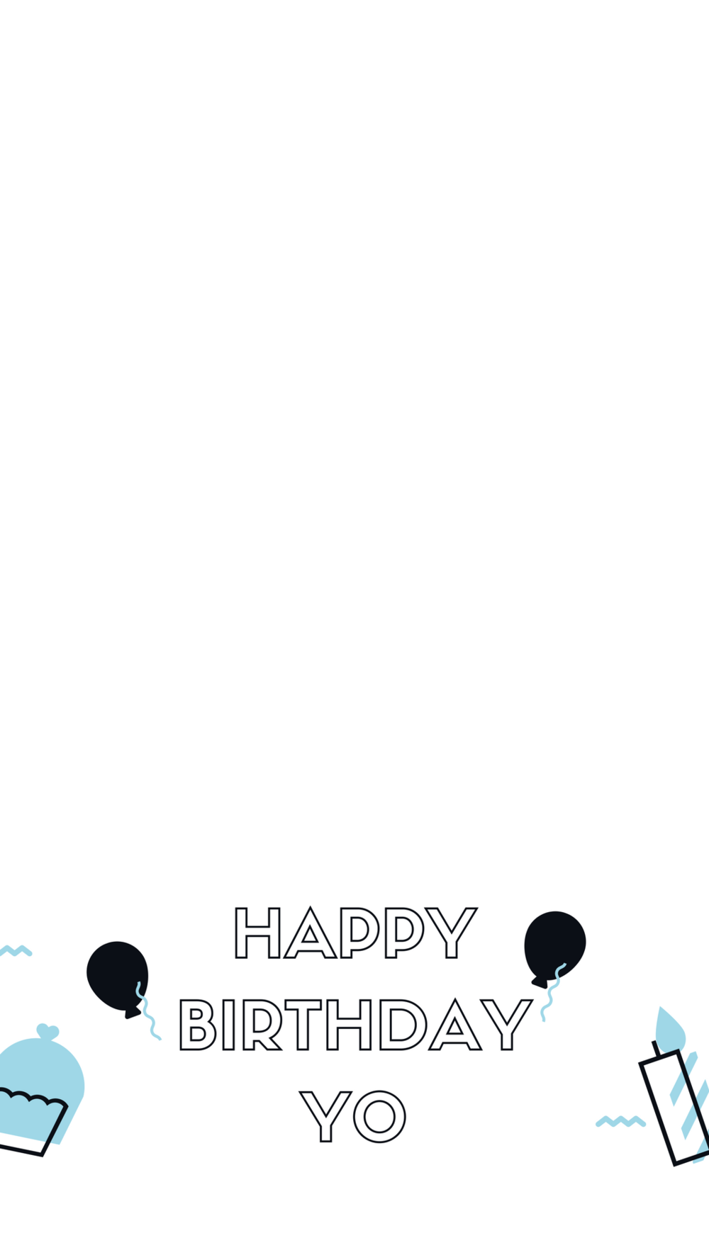 Blue and Black Illustration Birthday Snapchat Filter.png